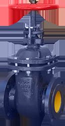 Клиновые с невыдвижным шпинделем для газа 30ч47бк4